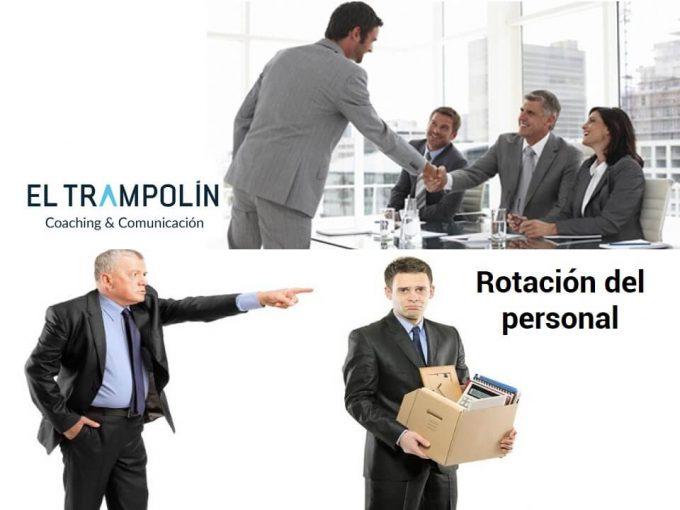 Rotación del personal