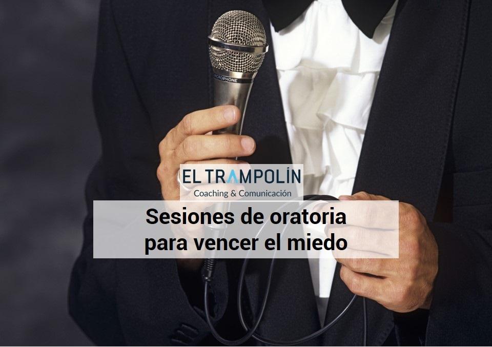 Sesiones de oratoria