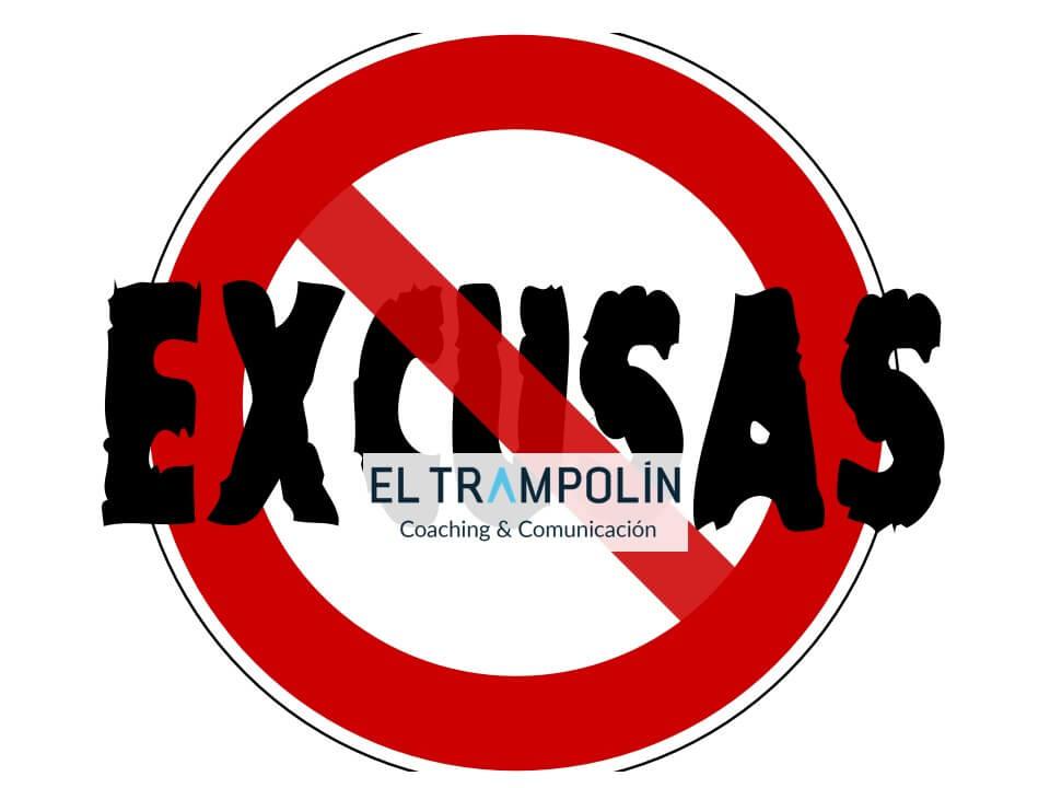 Eliminar las excusas