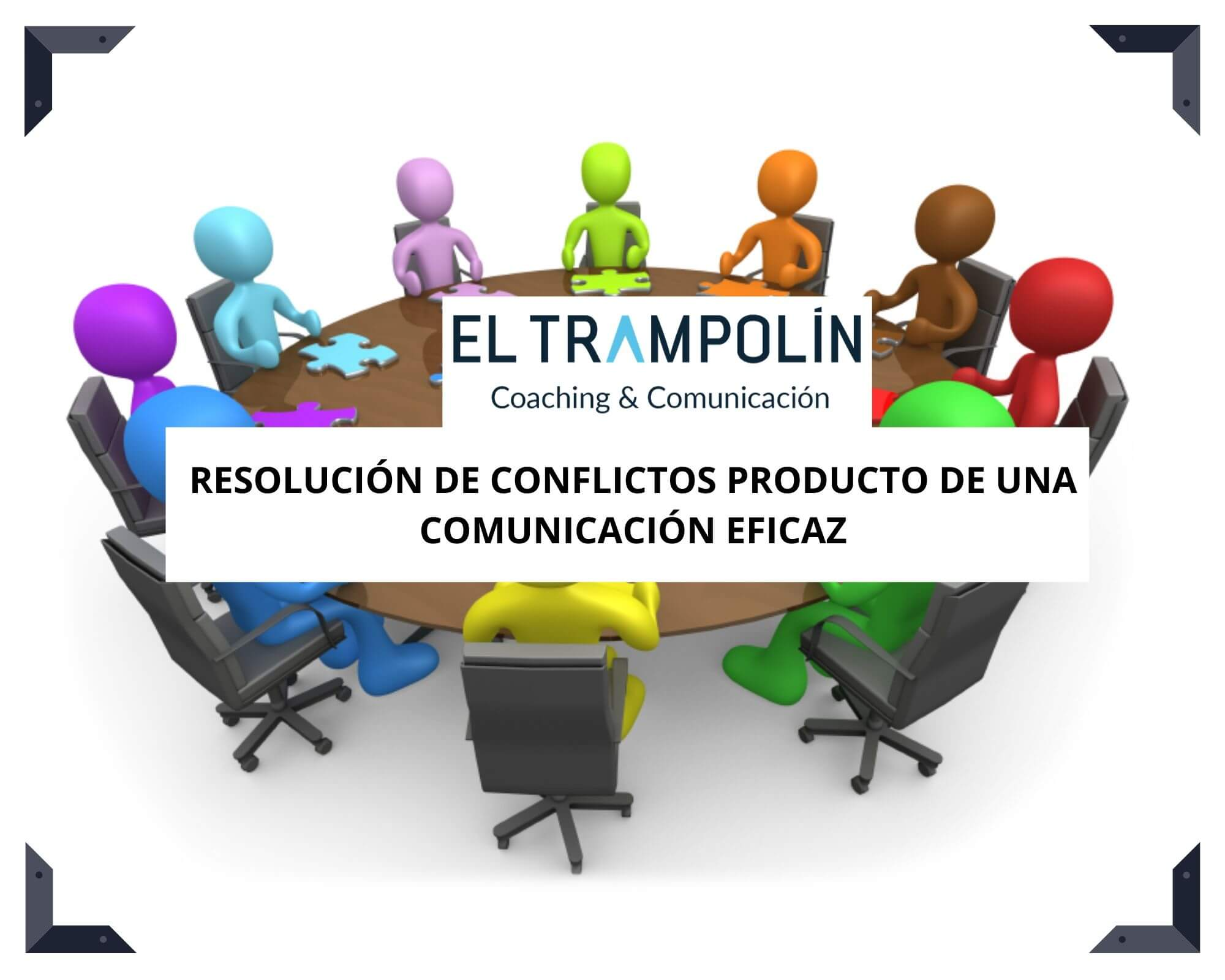 Resolución de conflictos Madrid