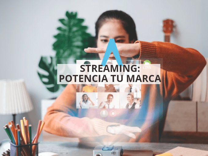 Comunicación exitosa por streaming
