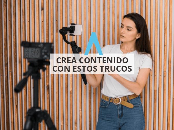 Trucos para crear contenido de vídeo marketing móvil